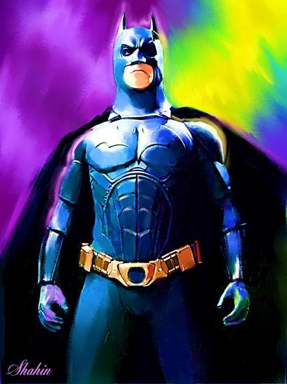 Batman por shahin